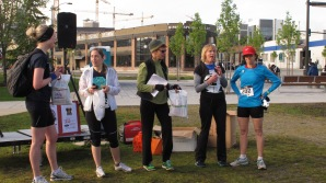 5k Women's Winners